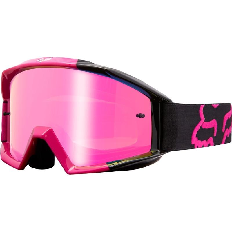 5704e10c5 Fox Main Mastar MX18 Goggles (black)