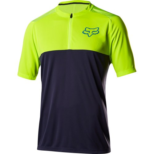 Fox Altitude Jersey (fluo yellow)
