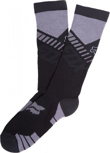 Fox Perf No Show Socks- 3 Pack