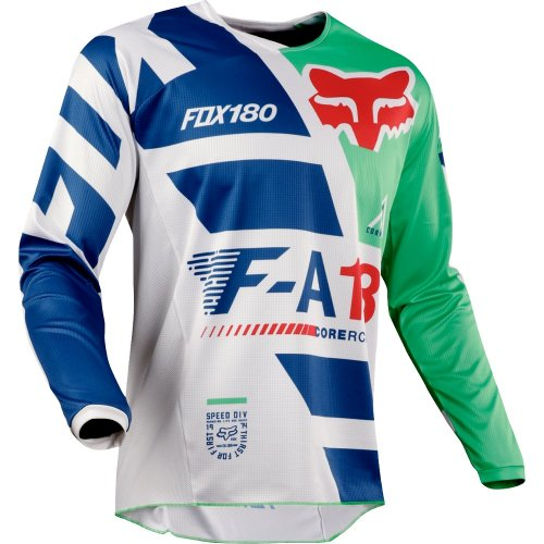 Fox 180 Sayak MX18 Jersey (green)