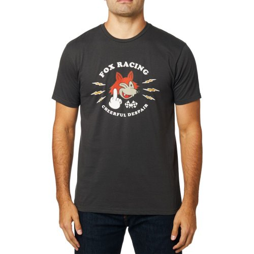 Fox Cheerful Despair Premium Tee
