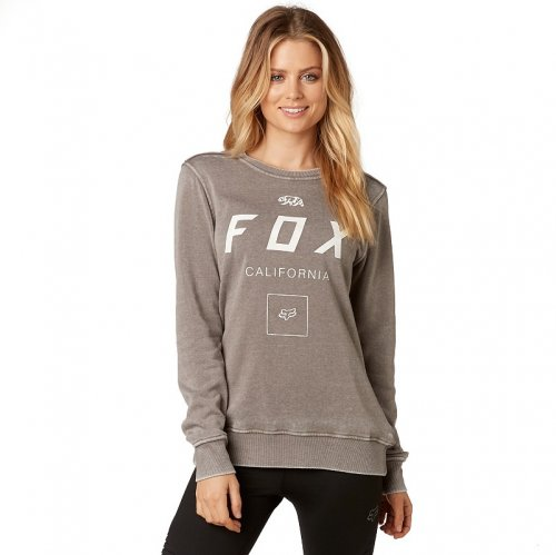 Fox Growled Crew Hoody