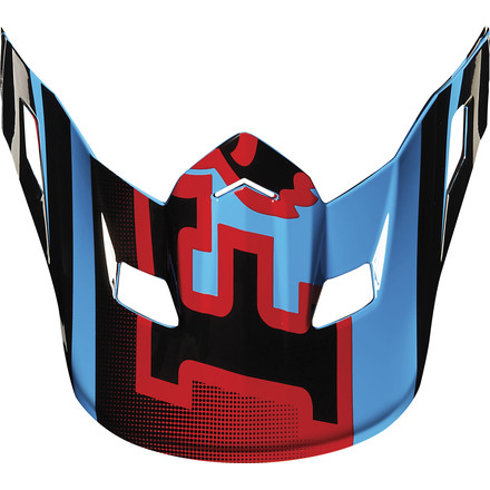 Fox MX15 V2 Helmet Visor Imperial