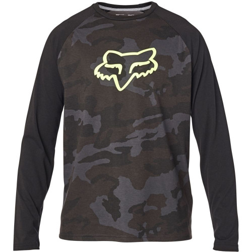 Fox Tournament Camo Tech Tee