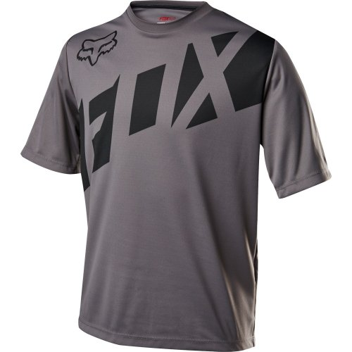 Fox Youth Ranger SS Jersey (graphite)